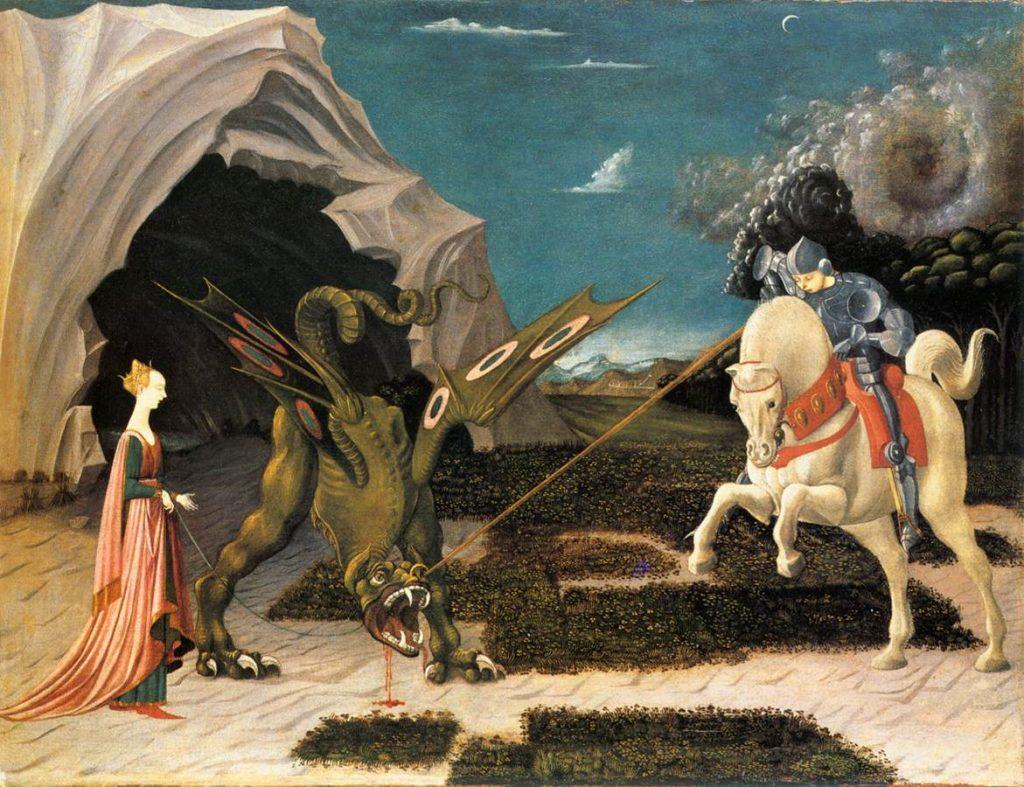Séduction et succès avec les filles ne riment pas avec le mythe du chevalier blanc. Pas besoin d'être Saint George pour draguer la femme de vos rêves.